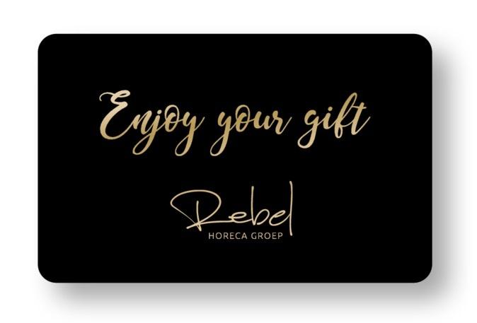 Rebel Cadeaukaart